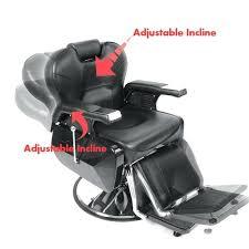Reclining Makeup Chair Reclining Makeup Chair Hydraulic Barber Chair Recline Swivel Salon
