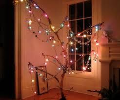alternative christmas trees christmas lights decoration
