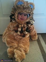 Baby Lion Costume Homemade Lion Costume For Babies