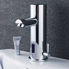 Automatic Bathroom Faucet by Automatic Sensor Bathroom Sink Faucet I Want This In Kitchen Too