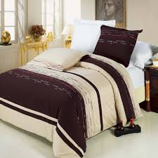 chocolate brown and blue full comforter set