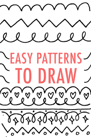 photos designs to draw on paper easy drawing gallery