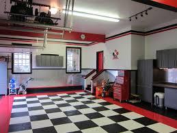 red floor paint garage best way to finish garage floor carport flooring ideas