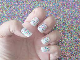 elle sees beauty blogger in atlanta summer week sprinkles nails