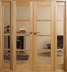 Room Divider Doors by Oak Oslo Prefinished Room Dividers