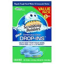 Heavy Duty Bathroom Cleaner Shop Scrubbing Bubbles 20 Fl Oz Shower And Bathtub Cleaner At