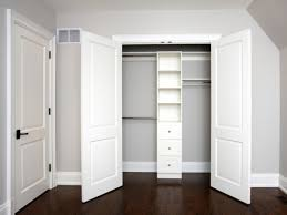 Hanging Closet Doors Closet Doors For Bedrooms