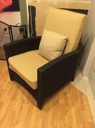 Yellow Patio Chairs by Aurora Showroom Patio Furniture
