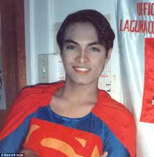 herbert chavez superman fan 19 surgeries 30