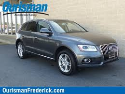 audi frederick used 2017 audi q5 for sale frederick md