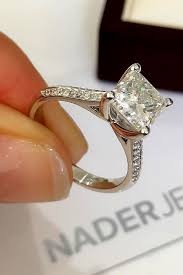 engagement rings for couples 27 unforgettable princess cut engagement rings to get heart