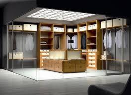 walk in closets designs fashion fanatic s dream walk in closet design with glass walls