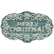 blue merry christmas 27 45