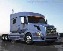 2006 volvo truck volvo vn730 midroof by futurender on deviantart
