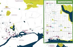 Oakland Map Oakland Urban Wine Trail Map Large U2014 Berkeleyside