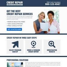 17 best credit repair landing page design images on pinterest