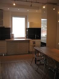 spot eclairage cuisine eclairage spot cuisine free ides de cuisine avec lot central ou