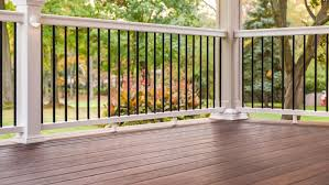 Deck Handrail Composite Railing Kits Deck Railing Fiberon