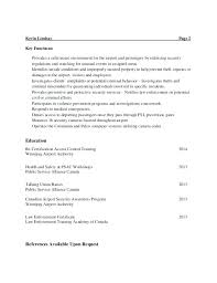 security job resume samples house cleaners maintenance and