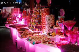 sweet 16 candy table u2013 cw distinctive designs