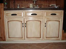 Restaining Kitchen Cabinets Darker White Stained Kitchen Cabinets Home Design