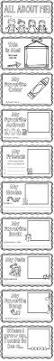 all about me mini book the twenty something teacher scammed by