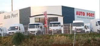 auto port vente de v礬hicule utilitaire sur brest avec auto port