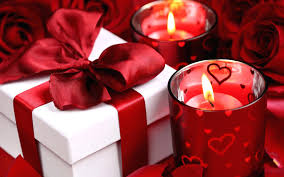 candles in water centerpieces picture valentines day heart fire