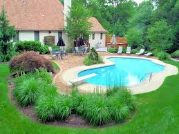Landscaping Ideas For Privacy Landscaping Ideas For Privacy Around Pool Pools And Landscaping