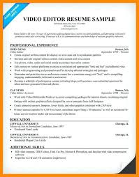 Resume Template No Work Experience Sample Copy Editor Resume Sample Resume High No Work