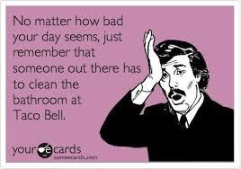 Taco Memes - taco bell bathroom funny meme funny memes