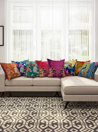 Pillow Covers For Sofa by Cushion Covers Buy Cushion Cover Online In India Myntra