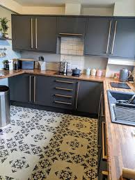 can you paint gloss kitchen cabinets bye bye gloss kitchen can frenchic furniture paint