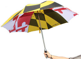 Maryland Flag Socks Maryland Flag Golf Umbrella From Route One Apparel Bailey
