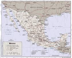 Chihuahua Mexico Map Atlas Map Of Mexico New Zone