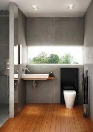 holz f r badezimmer how eine installationswand schafft doppelt platz bild 21