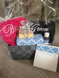 what gift to give at a bridal shower bridal shower gift ideas around the clock bridal shower basket