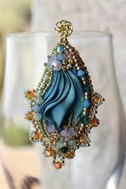 shibori ribbon 252 best shibori ribbon jewelry images on bead jewellery