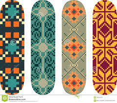 Skateboard Designs Royalty Free Stock Photos Image 38054038