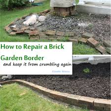 condo blues how to repair a crumbling dry stack garden border
