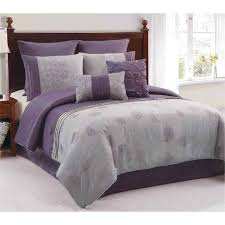 lofty inspiration gray and purple bedroom fresh design home