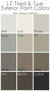 12 best paint colors images on pinterest exterior paint colors