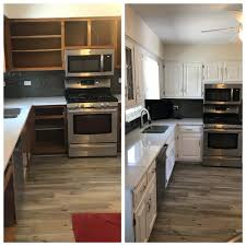 is cabinet refinishing worth it kitchen cabinet refinishing aarco baths bathtub and