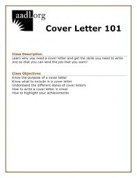 100 how to write a basic cover letter keep it simple cover
