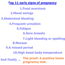 light bleeding during pregnancy pregnancy symptoms top early signs of pregnancy