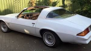79 chevy camaro 1979 chevrolet camaro berlinetta