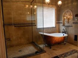 clawfoot tub bathroom ideas stunning small bathroom ideas with cast iron clawfoot tub design