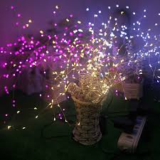 12v 24vled tree light low voltage copper wire christmas lights