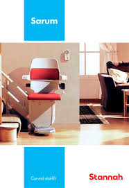 sarum stannah stairlifts pdf catalogues documentation