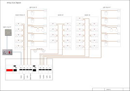 Electrical Floor Plan Symbols by Electric House Wiring Diagram On Floor Plan Lights Jpg Wiring